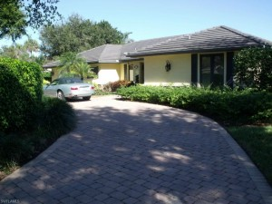 Pelican Bay Home Sold in March 2016